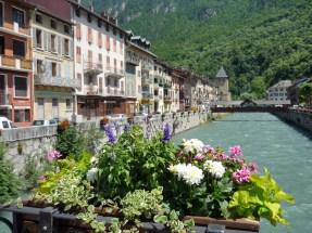 departement of Savoie Moûtiers Tarentaise