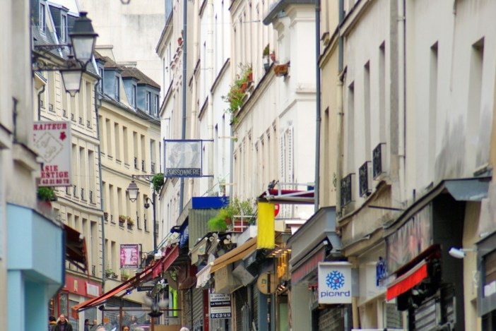Rue Mouffetard Paris