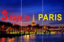 3 Days in Paris © French Moments