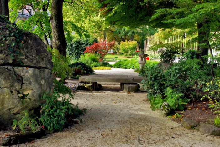 The Japanese Gardens, Aix-les-Bains © French Moments