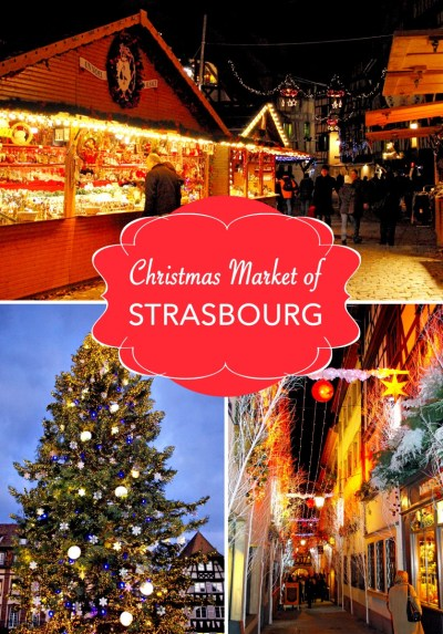Discover the Christmas market of Strasbourg with French Moments!