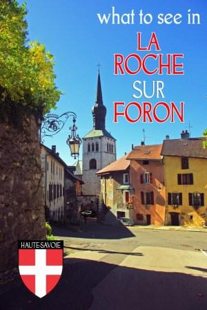 What to see in La Roche-sur-Foron (Haute-Savoie)