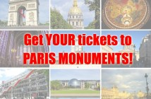 Buy your Tickets to Paris Monuments © French Moments