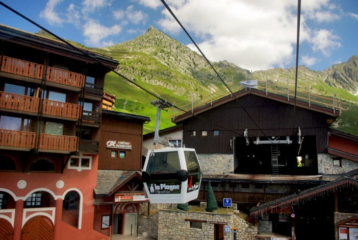 Belle Plagne © French Moments