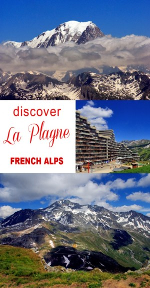 Discover La Plagne in the French Alps of Savoie © French Moments