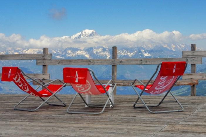 Mont Blanc, Roche de Mio © French Moments