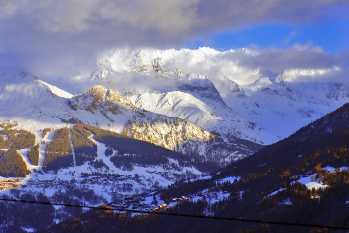 Mont Pourri in Winter © French Moments