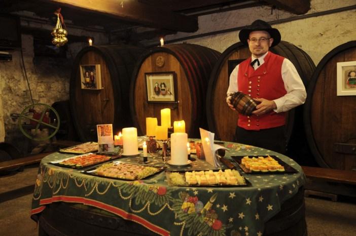 The Christmas Cellars (Domaine Halbeisen) © Office de Tourisme Pays de Ribeauvillé-Riquewihr