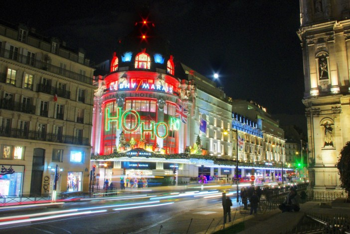 Shopping centres in Paris: BHV Marais © French Moments