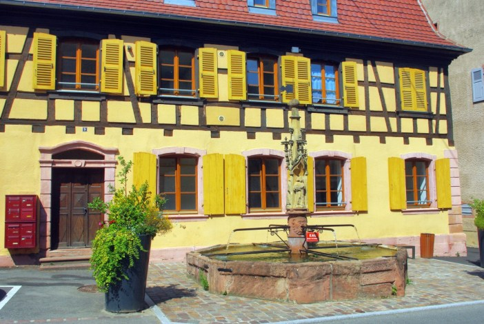 Beblenheim, Alsace © French Moments