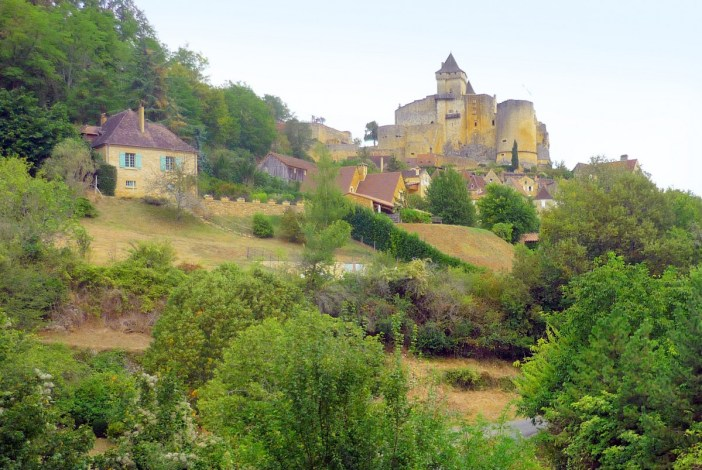 Castelnaud Castle © French Moments