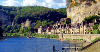 La Roque-Gageac Dordogne © French Moments