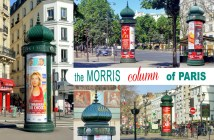 Morris Column of Paris © French Moments