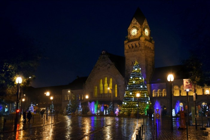 Metz at Christmas © French Moments