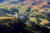 Mont Saint-Jacques, La Plagne in Autumn © French Moments