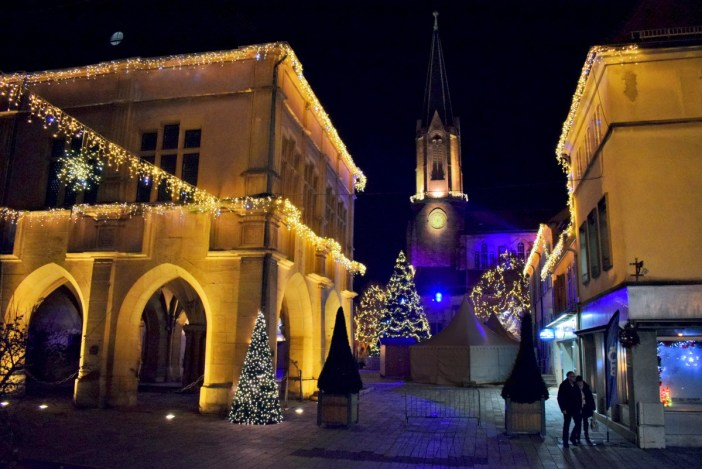 Christmas in Ensisheim © French Moments