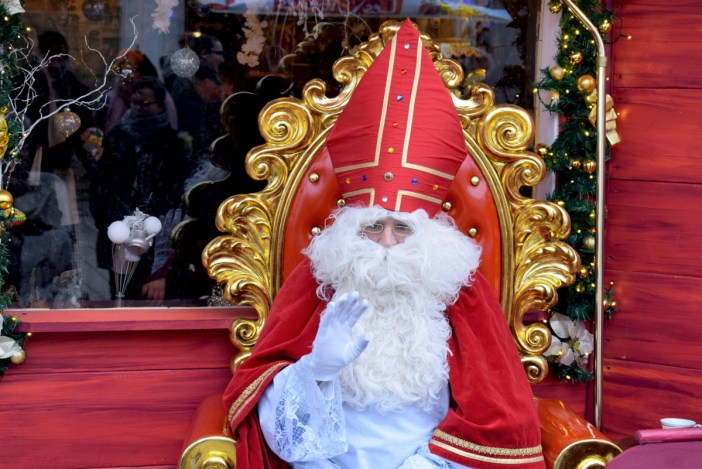 Christmas in France - Saint-Nicolas in Nancy © French Moments