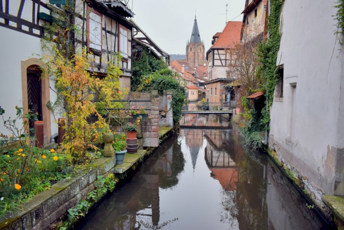 The 'Schlupf' district: the Little Venice of Wissembourg © French Moments