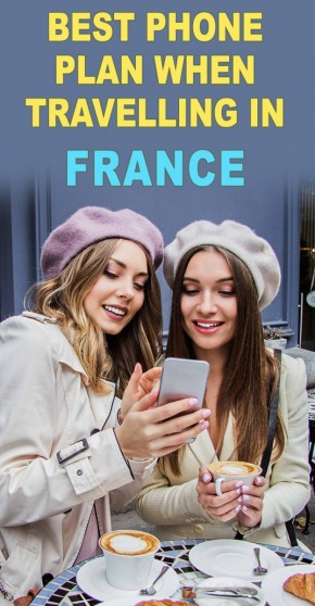 Best Phone Plan for Travelling in France / Stock Photos from Artem Tryhub - Shutterstock
