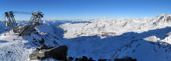 View from the Cime de Caron © Tonio89 - licence [CC BY-SA 3.0] from Wikimedia Commons