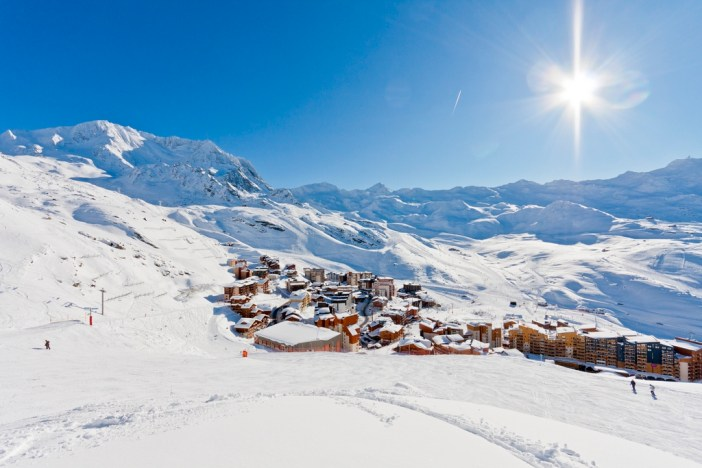 General view of Val Thorens © C.Cattin OT Val Thorens