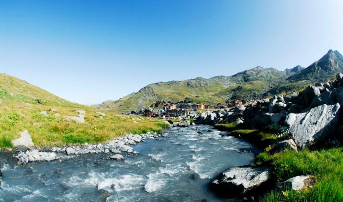 Val Thorens in Summer © J.Clatot OT Val Thorens