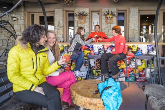 After ski activities in Val Thorens © Pascal Tournaire