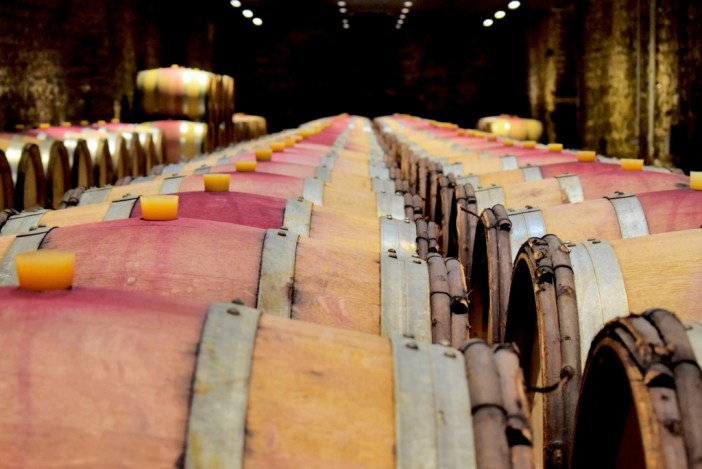 Santenay Cellar © French Moments