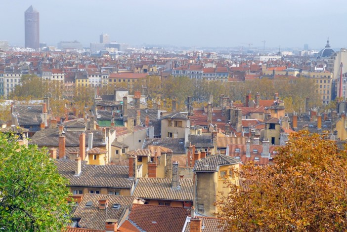 Lyon Old Town © French Moments