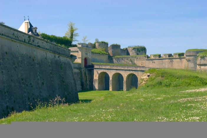 Blaye Citadel © Olivier Aumage - licence [CC BY-SA 2.0 fr] from Wikimedia Commons