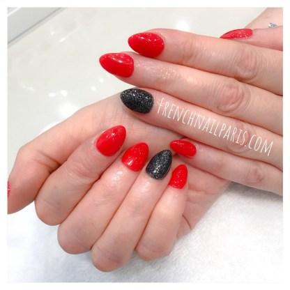 Beauté des mains vernis semi-permanent
