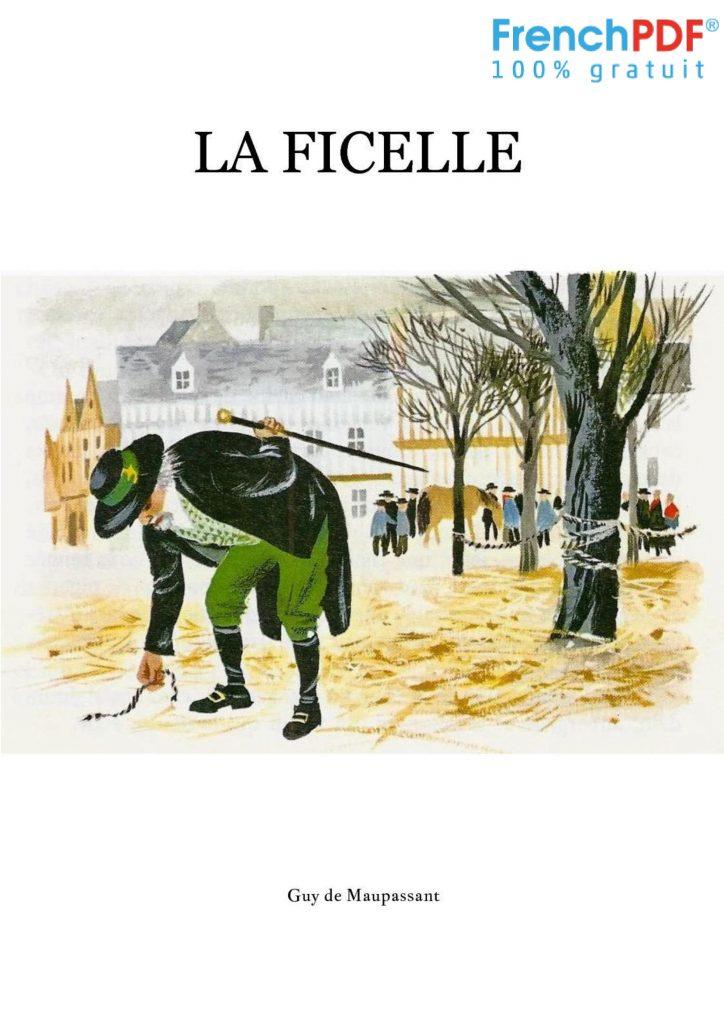Guy De Maupassant Nouvelles Courtes Pdf : maupassant, nouvelles, courtes, Ficelle, Maupassant, (1883)