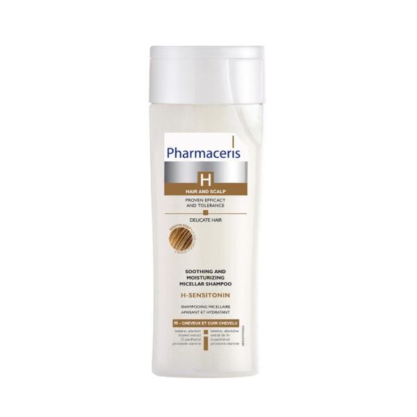 H-Sensitonin- Beroligende shampoo til overfølsom hovedbund og fint hår