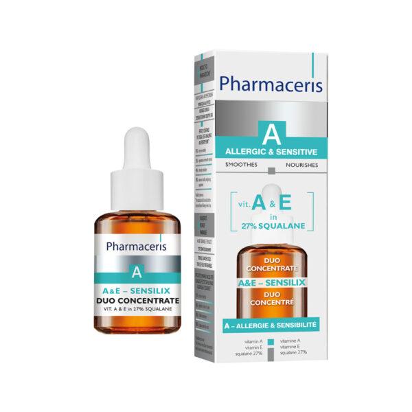 Pharmaceris A- A & E Sensilix vitaminrige Serum