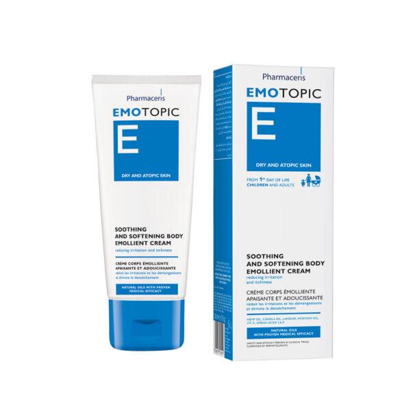 Pharmaceris E- Emotopic Beroligende og blødgørende hudcreme