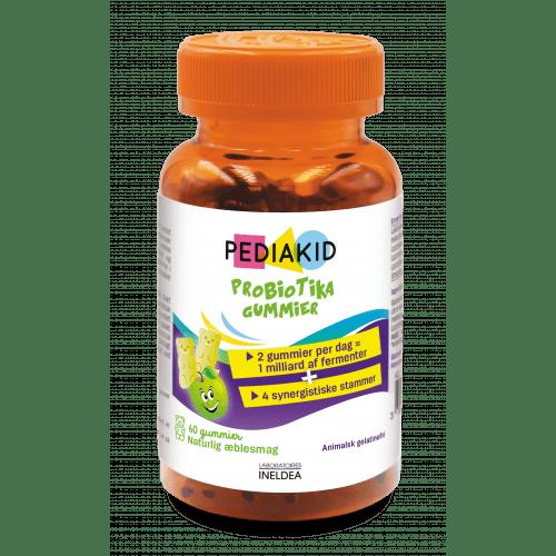 pediakid- kosttilskud- Probiotika gummier