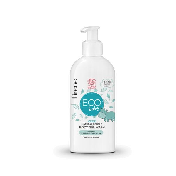 Lirene - ECO BABY naturlig blid vaskegel
