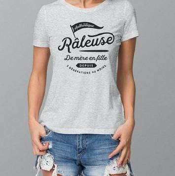 tee-shirt - idées cadeaux fête des mères