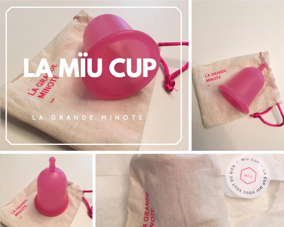 La coupe menstruelle - Mïu cup