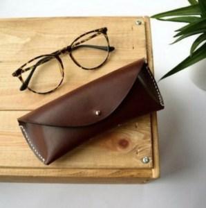 Boitier à lunette vegan - idées cadeaux saint valentin