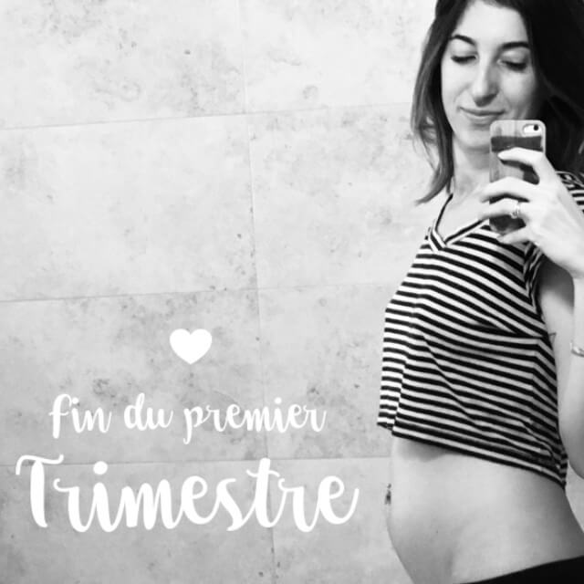 1er trimestre de grossesse