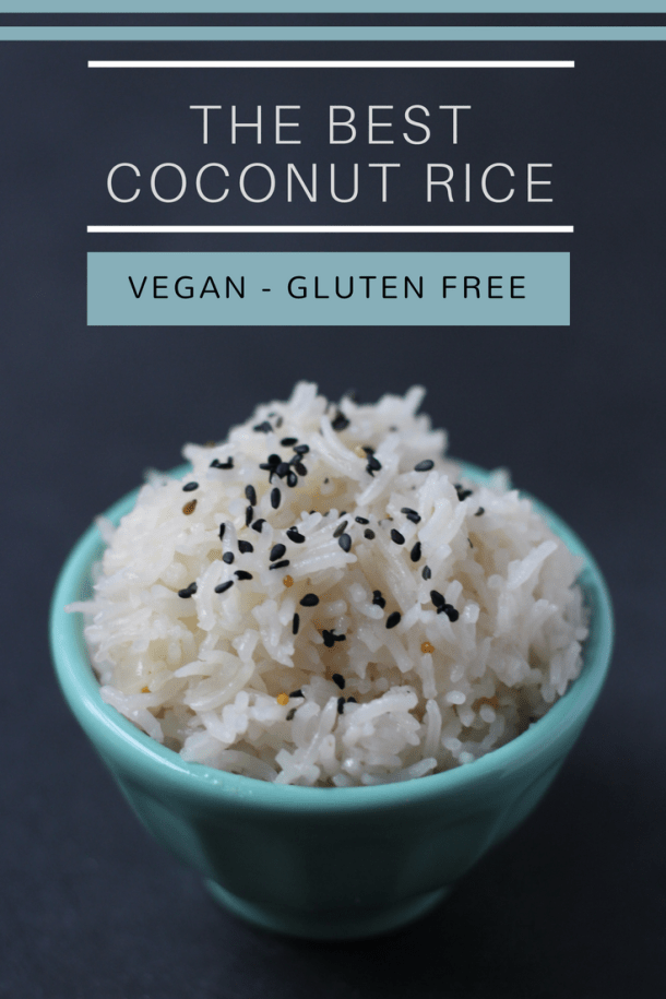 The Best Coconut Rice. This recipe is indulgent and creamy from coconut milk yet spicy and balanced from cinnamon, jalapeno and mustard seeds.