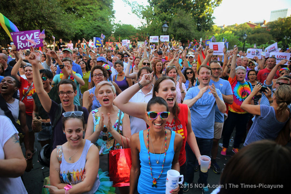 Louisiana Court Clerks Get Approval To Issue Same-Sex Marriage Licenses