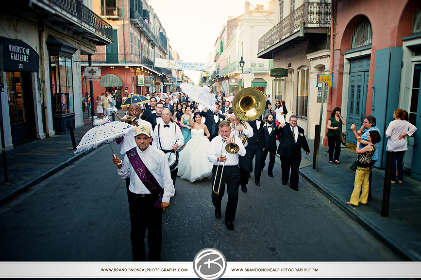 New Orleans French Quarter Wedding 48