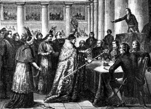 Members of the Catholic Church