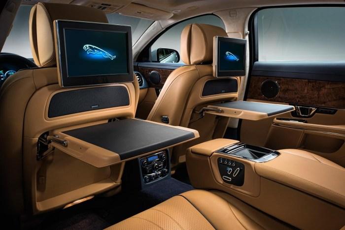 VF Limousines - Jaguar