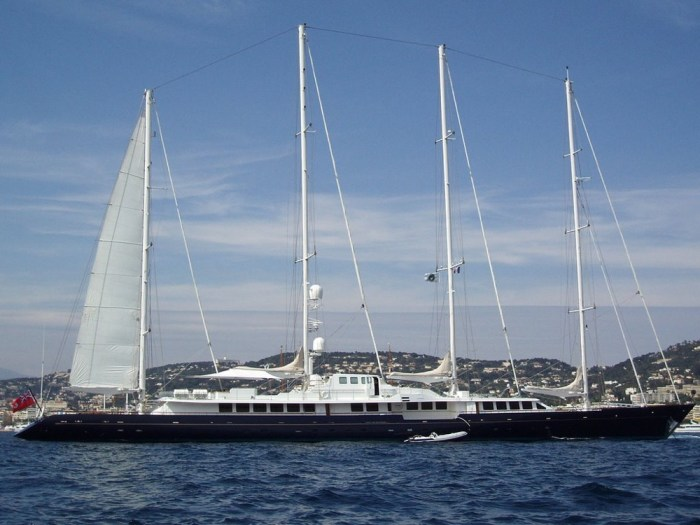 Sailing yacht Phocea