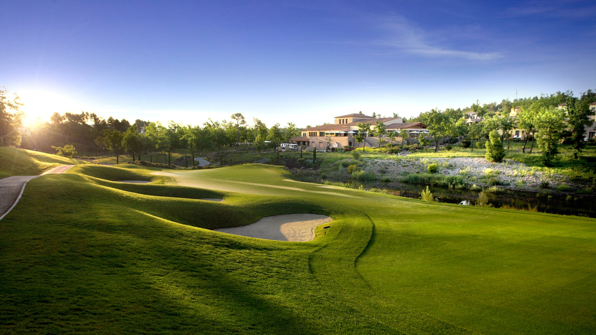 The Best Golf Courses On The French Riviera French Riviera