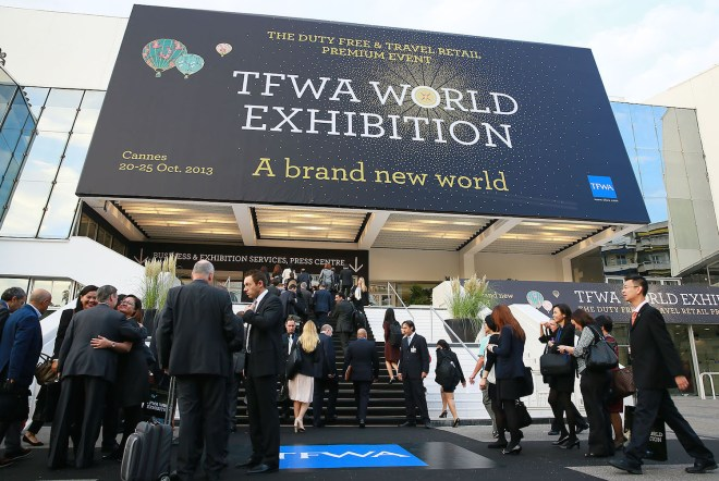 TFWA Cannes - Tax Free Event