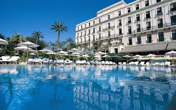 Royal Riviera Hotel on Cap Ferrat
